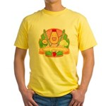 Mayomania Yellow T-Shirt