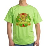 Mayomania Green T-Shirt