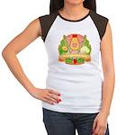 Mayomania Women's Cap Sleeve T-Shirt