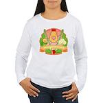 Mayomania Women's Long Sleeve T-Shirt