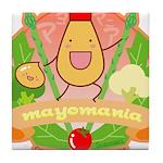 Mayomania Tile Coaster