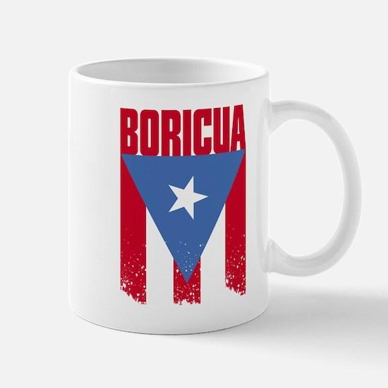 Boricua Flag Mug