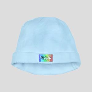 Michelle 2020 Rainbow Baby Hat
