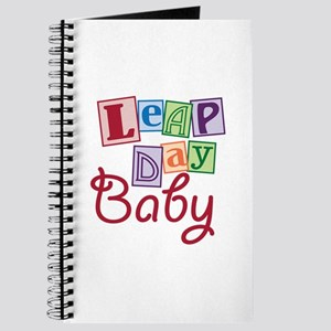 Leap Day Baby Journal