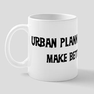 Urban Planning Teachers: Bett Mug