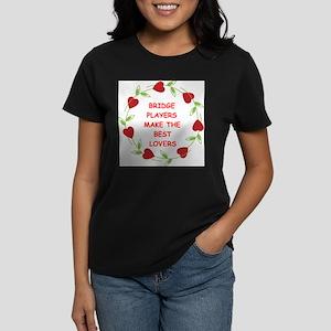 bridge Women's Dark T-Shirt