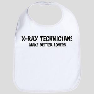 X-Ray Technicians: Better Lov Bib