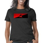 Anarcho-socialist flag Women's Classic T-Shirt
