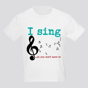Chorus 2 Kids Light T-Shirt