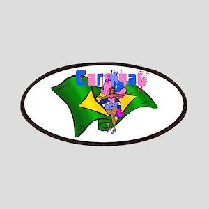 Brazil Carnival Patches