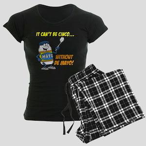 Cinco Without De Mayo Women's Dark Pajamas