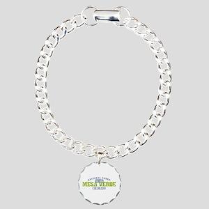 Mesa Verde Colorado Charm Bracelet, One Charm
