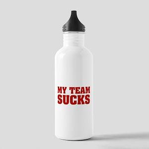 My Team Sucks Stainless Water Bottle 1.0L