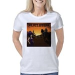 Rode Off Into The Sunset ( Women's Classic T-Shirt