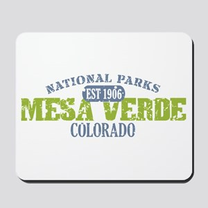 Mesa Verde Colorado Mousepad