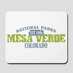 Mesa Verde Colorado Mousepad