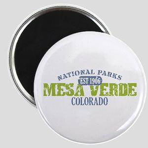 Mesa Verde Colorado Magnet