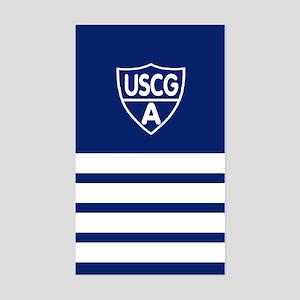 USCG Auxiliary DCOS Sticker