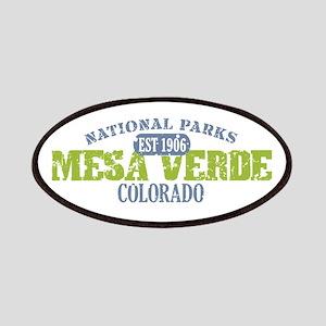 Mesa Verde Colorado Patches