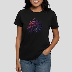 Dragons Head Women's Dark T-Shirt