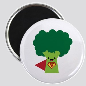 Super Broccoli Magnet