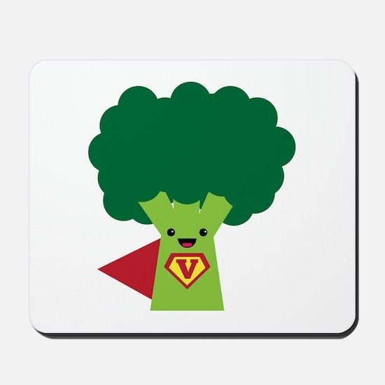 Super Broccoli Mousepad