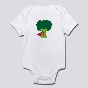 Super Broccoli Infant Bodysuit