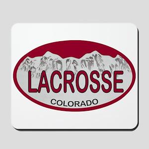 Lacrosse Colo Plate Mousepad