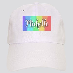 Michelle 2020 Rainbow Cap