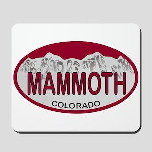 Mammoth Colo Plate Mousepad