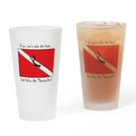 Dive Thermocline Drinking Glass