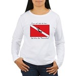 Dive Thermocline Women's Long Sleeve T-Shirt