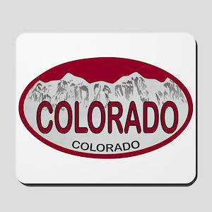 COLORADO Colo Plate Mousepad