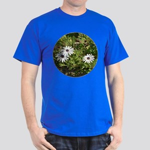 African daisies 1058 - Dark T-Shirt