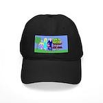 Abuse Awareness Black Cap