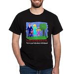 Abuse Awareness Black T-Shirt
