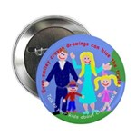 """Abuse Awareness 2.25"""" Button (100 pack)"""