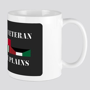 USS White Plains Gulf War Veteran Mug