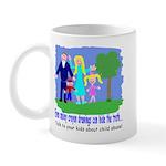 Abuse Awareness Mug