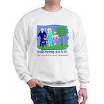 Abuse Awareness Sweatshirt
