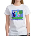 Abuse Awareness Women's T-Shirt