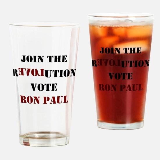 R3VOLUTION Drinking Glass