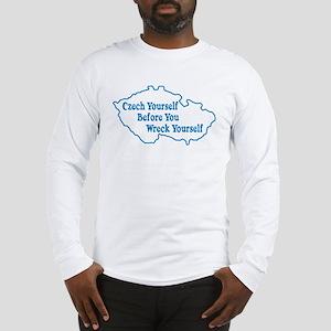 Czech Yourself Long Sleeve T-Shirt