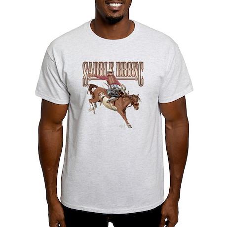 Rick's Art & Design Saddle Bronc T-Shirt