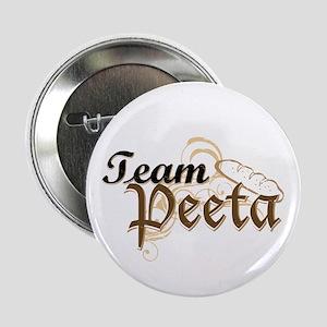 """Team Peeta 2.25"""" Button"""