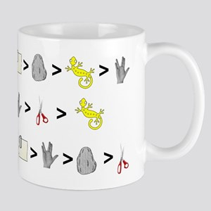 Rock Paper Scissors Lizard Sp Mug