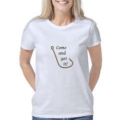 Fish hook Women's Classic T-Shirt