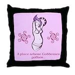One Spirit Goddesses Pillow