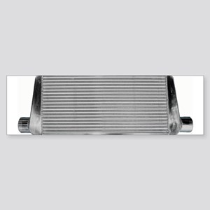 Intercooler Bumper Sticker