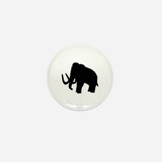 Mammoth Mini Button